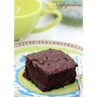 Glutensiz Cikolatali Kek