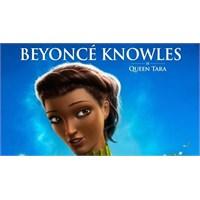 Beyoncé'den Film Müziği Rise Up