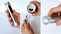 Coca Cola İle Şarj Olan Telefon..