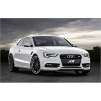 2012 Audi A5'e Abt Makyajı