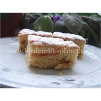 Elmalı Sodalı Kek