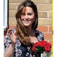 Kate Middleton: Erdem Sophia Elbise