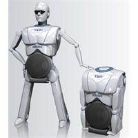 Parti Adamı Olacak Robot