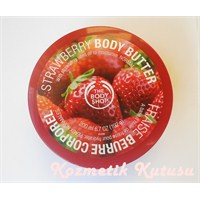 The Body Shop - Strawberry (Çilekli) Body Butter