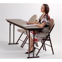 Katlanır Seminer Masa Ve Sandalye Takımı