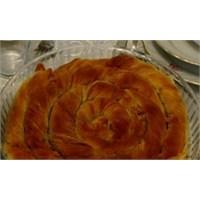 Burmalı Ekmek Tarifi