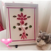 Quilling Mini Tablo