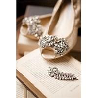 En Güzel Gelin Ayakkabıları