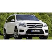 Mercedes Suv Modellerinin En Büyüğü