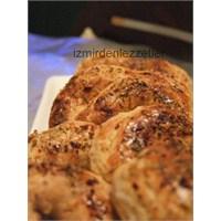Labne Peynirli Çörek Yapımı