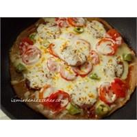 Tava Pizzası Yapımı