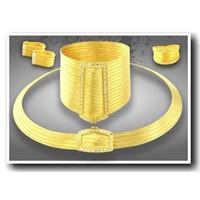 Gerçek Bir Zarafet:hasır Altın