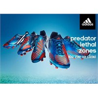 Adidas'ın Sahalardaki Yeni Savaşçısı: Predator