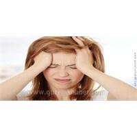 Stres Vücuda Zarar Veriyor!