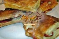 3 Dakikalık Lezzetlerden , Ekmek Böreği