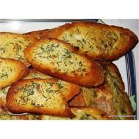 Sarmısaklı Ekmek
