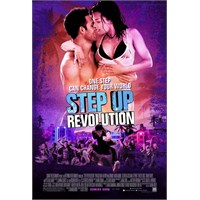 İlk Fragman Ve Afiş: Step Up Revolution