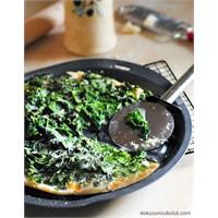 Temel Reis Pizzası (Yeşil Pizza)