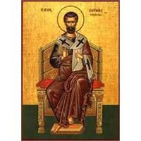 Aziz Barnabas Hatırlatması…