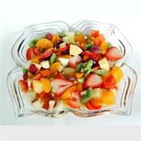 Yulaflı Meyve Salatası Tarifi