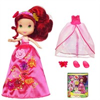 Strawberry Shortcake Berry Sparkling Charms Bebek