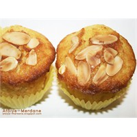 Limonlu Portakallı Muffin