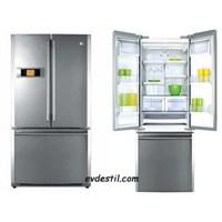 Silverline Gardırop Tipi Buzdolabı