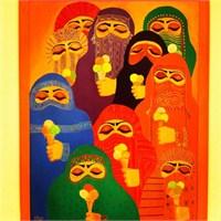 Pera Müzesi'nden Çağdaş Arap Sanatı'na Bakış