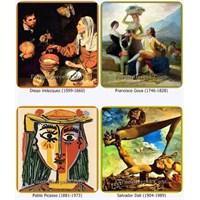 İspanyol Ressamların Biyografi Ve Tabloları