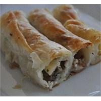 Boşnak Böreği (Çarşaf Böreği)