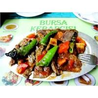 Bursa Kebap Beyoğlu / İstanbul