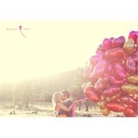 Balonlarla Evlilik Teklifi