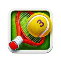 Hit Tennis 3 İphone İpad Parmak Tenis Oyunu