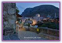 Bosna da Bir Türk Mimari: Mostar Köprüsü