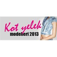 Kot Yelek Modelleri 2013