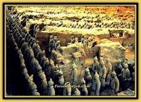 Çin Kralının Toprak Askerleri-terracota Army