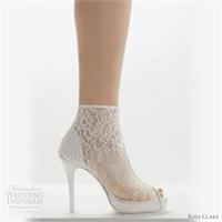 2010 – 2011 Kış Gelin Ayakkabı Modelleri
