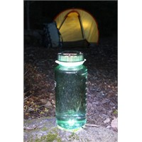 Solar Powered Water Bottle Cap