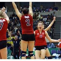 Bayan Voleybol Takımımız Olimpiyatlar'a Gidiyor