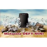 Zarafet Ve Gücü Bir Arada Sunan Motorola Defy™ Min