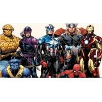 2010 Popüler Marvel Kahramanları