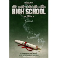 "Adrien Brody'li ""High School""dan İlk Fragman"