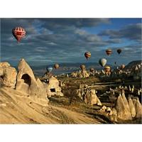 Kapadokya'ya Gidesim Var