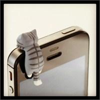 İphone Aksesuar: Toz Önleyici Kapaklar
