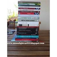 Mutluyum Çünkü Kitaplarımlayım:)