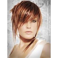 Saçlarda 2012 Yeni Trendi: Yan Perçem Modelleri