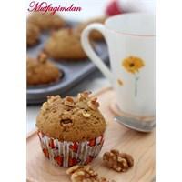 Balkabakli Baharatli Muffinler