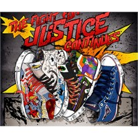 "Dc Comics & Converse All Star ""Heroes"" Serisi"