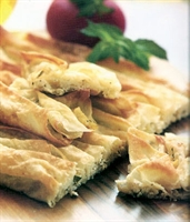 Patates Ve Lorlu Köy Böreği