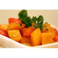 Ballı Sebze Yemeği Tarifi